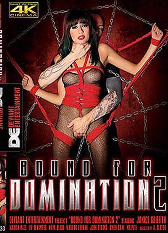 Bound For Domination 2 Adult DVD