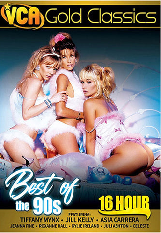 16 Hours Best Of The 90s (4 Disc Set) Adult DVD