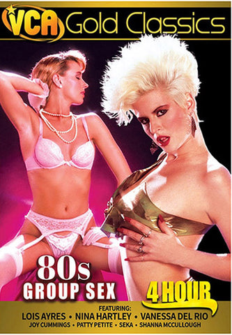 80s Group Sex Adult Sex DVD