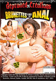 Cheap Brunettes Like It Anal porn DVD