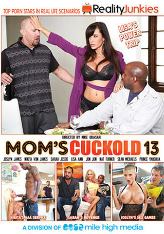 Cheap Mom's Cuckold 13 porn DVD