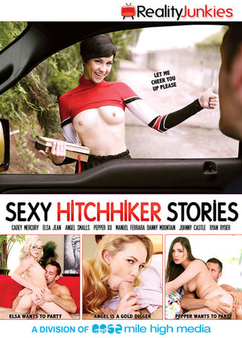 Sexy Hitchhiker Stories Adult Movies DVD