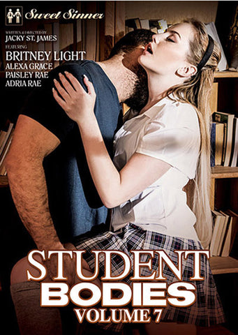 Student Bodies 7 XXX Adult DVD