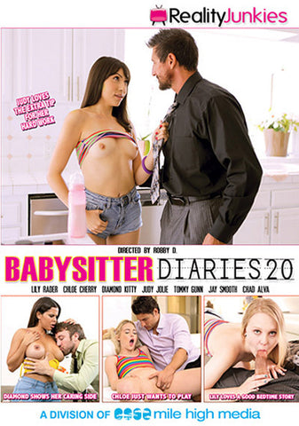 Babysitter Diaries 20 Sex DVD