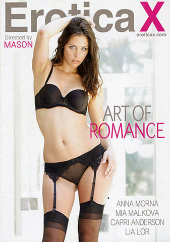 Cheap Art Of Romance porn DVD
