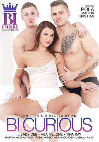 Bi Curious 1 Adult DVD