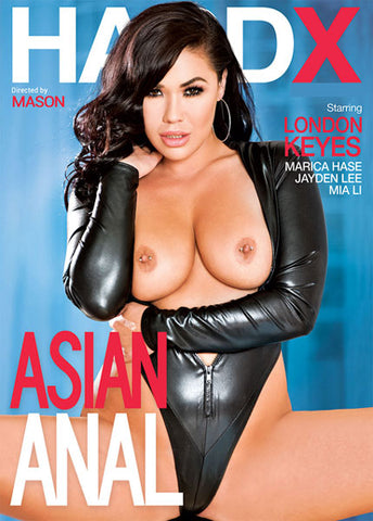 Asian Anal 1 Adult DVD