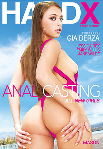 Anal Casting Adult Movies DVD