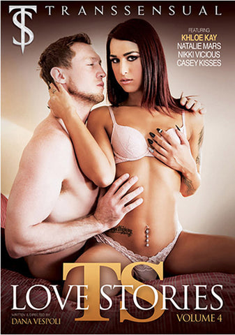 TS Love Stories 4 Adult Sex DVD