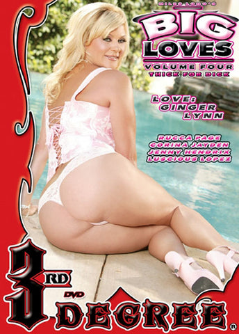 Cheap Big Loves 4 porn DVD