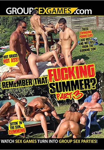 Remember That Fucking Summer? 3 Adult DVD