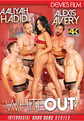 White Out 7 XXX Adult DVD