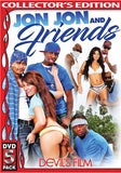 Jon Jon And Friends (5 Disc Set) Adult Sex DVD
