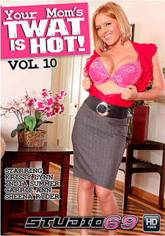 Your Mom's Twat Is Hot 10 Adult DVD