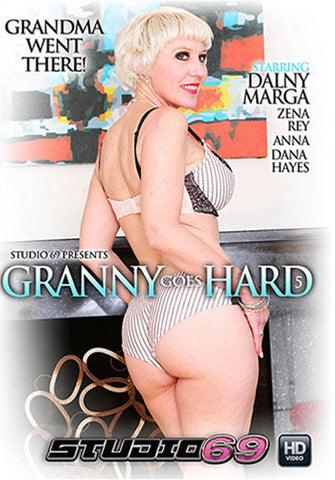 Granny Goes Hard 5 XXX Adult DVD