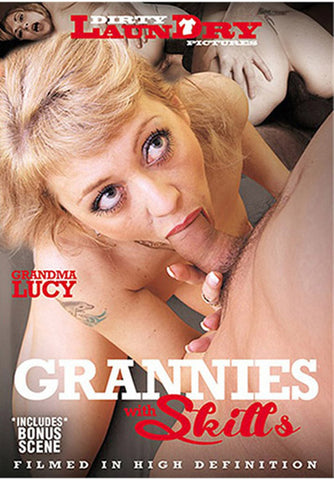 Grannies With Skills Adult DVD