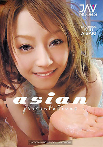 Asian Presentations Adult Movies DVD