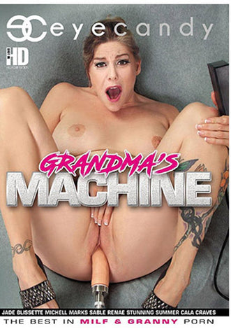 Grandma's Machine 1 Adult Sex DVD