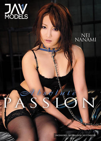 Absolute Passion Sex DVD