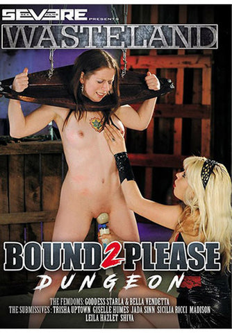 Bound 2 Please: Dungeon Adult Sex DVD