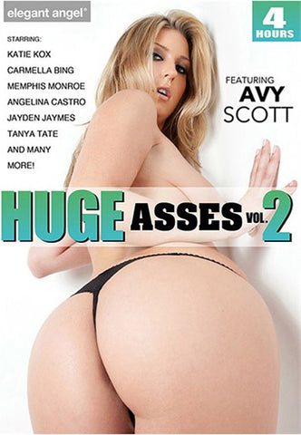 Huge Asses 2 Adult DVD