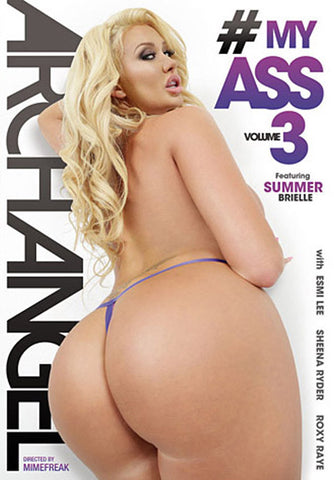 # My Ass 3 Adult Sex DVD