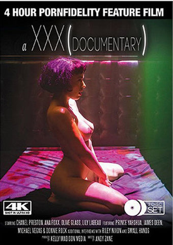 A XXX Documentary Adult DVD