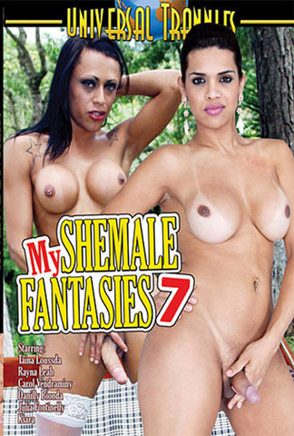 My Shemale Fantasies 7 Adult DVD