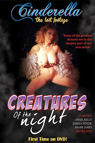 Cheap Creatures Of The Night porn DVD