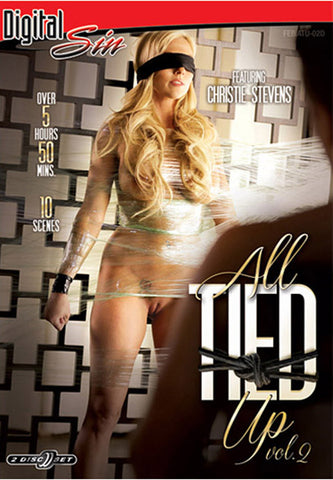 All Tied Up 2 (2 Disc Set) Adult Sex DVD
