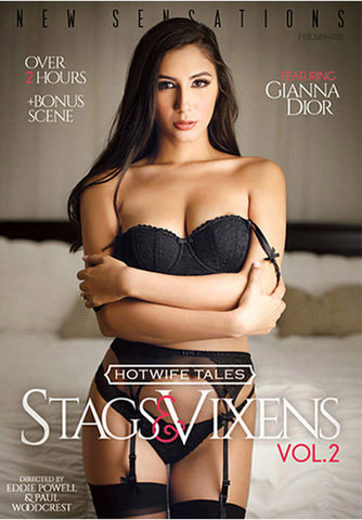 Hotwife Tales: Stags & Vixens 2 XXX Adult DVD