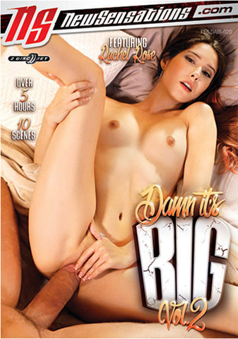 Damn It's Big 2 (2 Disc Set) Porn DVD