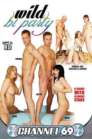 Cheap Wild Bi Party porn DVD