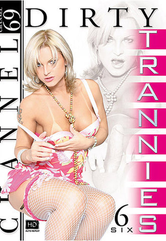 Dirty Trannies 6 Adult Sex DVD