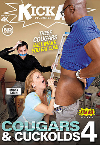 Cougars & Cuckolds 4 Porn DVD
