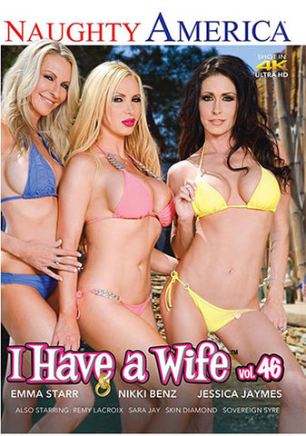 I Have A Wife 46 Adult DVD