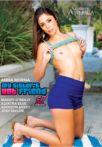 My Sister's Hot Friend 57 Adult Sex DVD