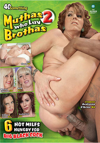 Muthas Who Luv Brothas 2 Adult DVD