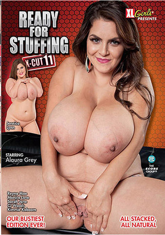 Ready For Stuffing X-Cut 11 Adult DVD
