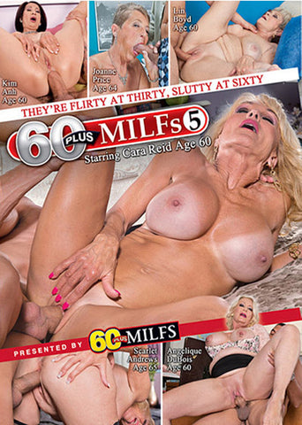 60 Plus MILFs 5 Adult DVD