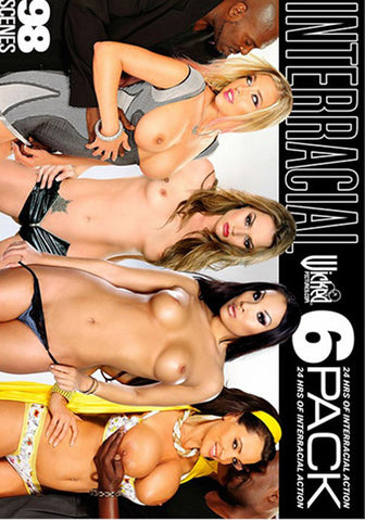 Interracial (6 Disc Set) Sex DVD