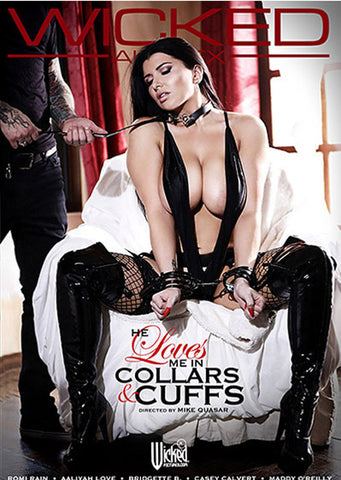 He Loves Me In Collars & Cuffs Sex DVD