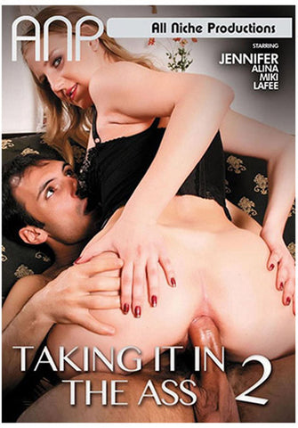 Taking It In The Ass 2 Adult DVD