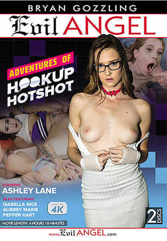 Adventures Of Hookup Hotshot (2 Disc Set) XXX DVD