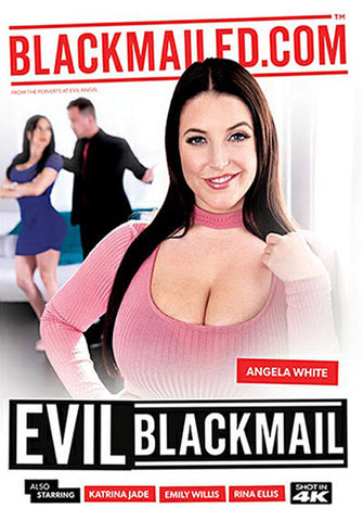 Evil Blackmail XXX Adult DVD
