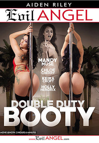 Double Duty Booty XXX Adult DVD