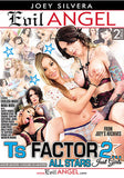 TS Factor All Stars 2 (2 Disc Set) Porn DVD