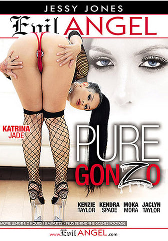 Pure Gonzo Sex DVD
