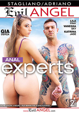 Anal Experts (2 Disc Set) XXX Adult DVD
