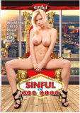 Sinful In Sin City Porn DVD